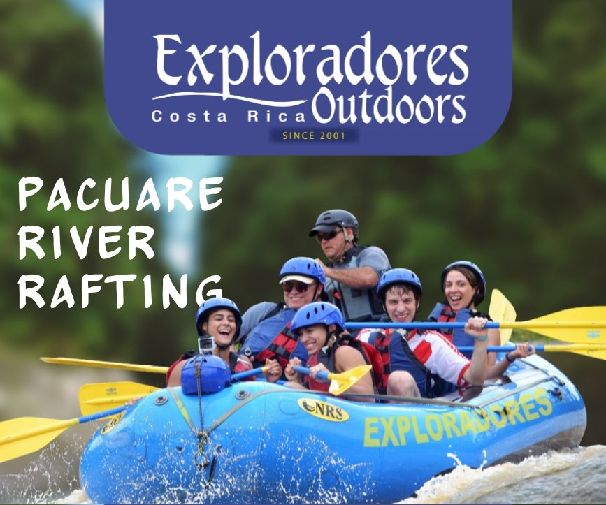 Exploradores Outdoors - Pacuare River Rafting